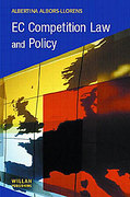Cover of EC Competition Law and Policy