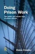 Cover of Doing Prison Work