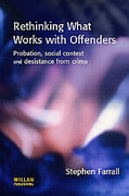 Cover of Rethinking What Works with Offenders
