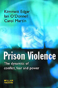 Cover of Prison Violence