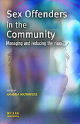 Cover of Sex Offenders in the Community