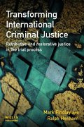 Cover of Transforming International Criminal Justice
