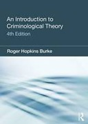 Cover of An Introduction to Criminological Theory