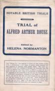 Cover of Trial of Alfred Arthur Rouse