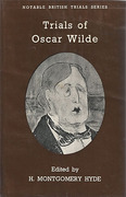 Cover of The Trials of Oscar Wilde (with Jacket)