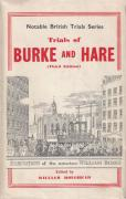 Cover of Trials of Burke and Hare