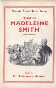 Cover of Trial of Madeleine Smith 3rd ed (with Jacket)