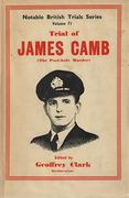 Cover of Trial of James Camb (The Port-hole Mystery)