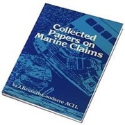 Cover of Collected Papers on Marine Claims: V. 1