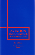 Cover of Aviation Insurance: A PlaneMan's Guide