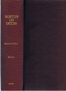 Cover of Norton: A Treatise on Deeds