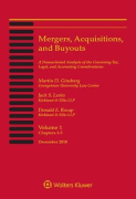 Cover of Mergers, Acquisitions and Buyouts November 2019