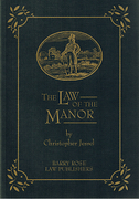 Cover of Law of the Manor