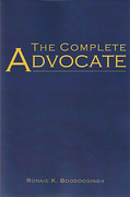 Cover of The Complete Advocate