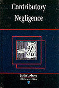 Cover of Contributory Negligence