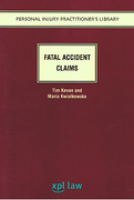 Cover of Fatal Accident Claims