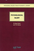 Cover of Psychological Injury