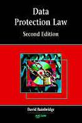 Cover of Data Protection Law