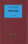 Cover of Privilege