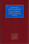 Cover of Duggan on Contracts of Employment: Law, Practice and Precedents