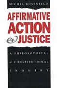 Cover of Affirmative Action and Justice
