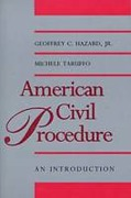 Cover of American Civil Procedure: An Introduction