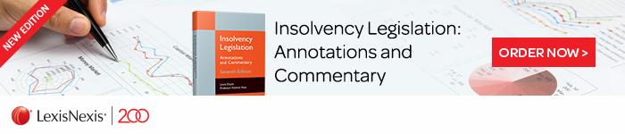 Lexis insolvency legislation